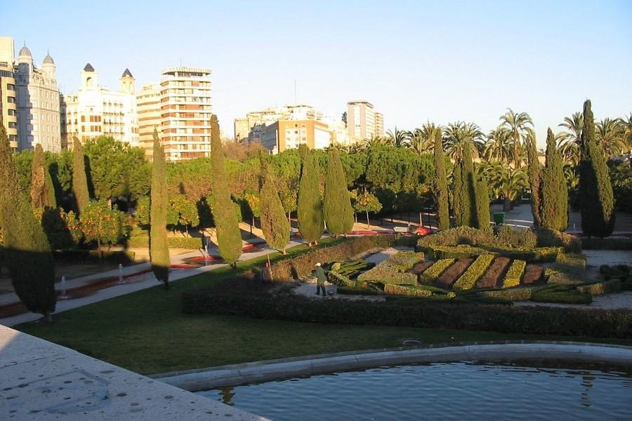 Jardines del Turia - Valencia