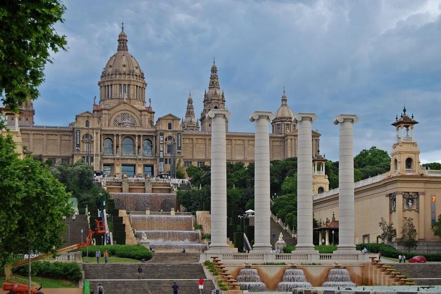 Museo Nacional de Arte-Barcelona