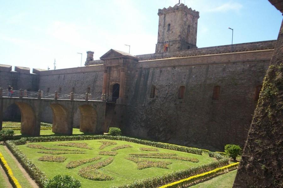Castillo de Montjuic-Barcelona