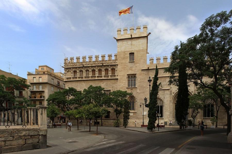 Lonja de la Seda - Valencia