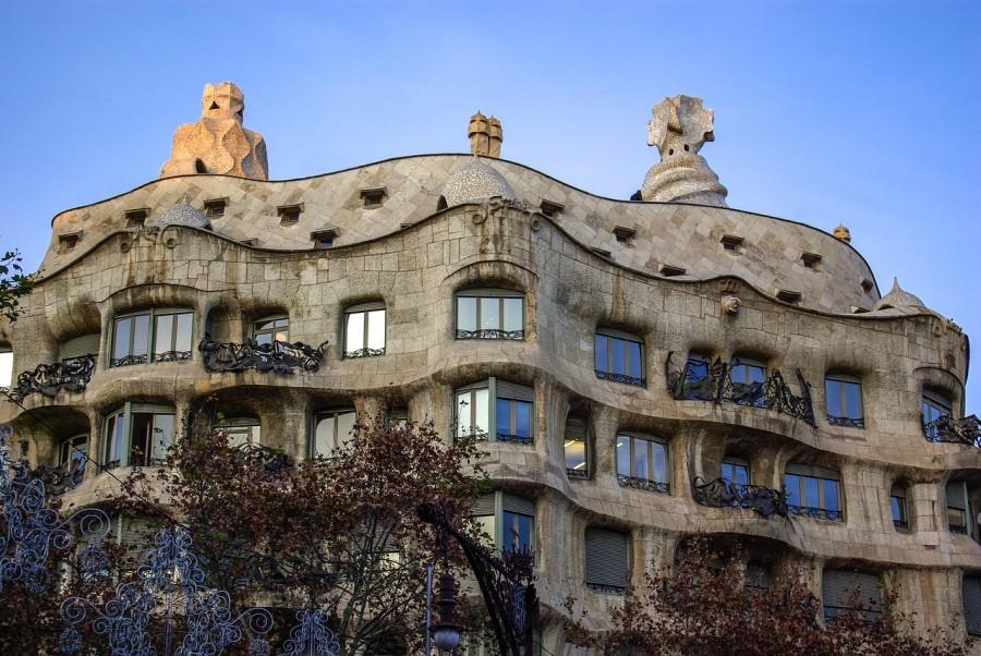 Casa Milà (La Pedrera)-Barcelona