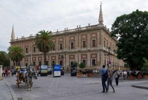 Archivo de Indias - Sevilla
