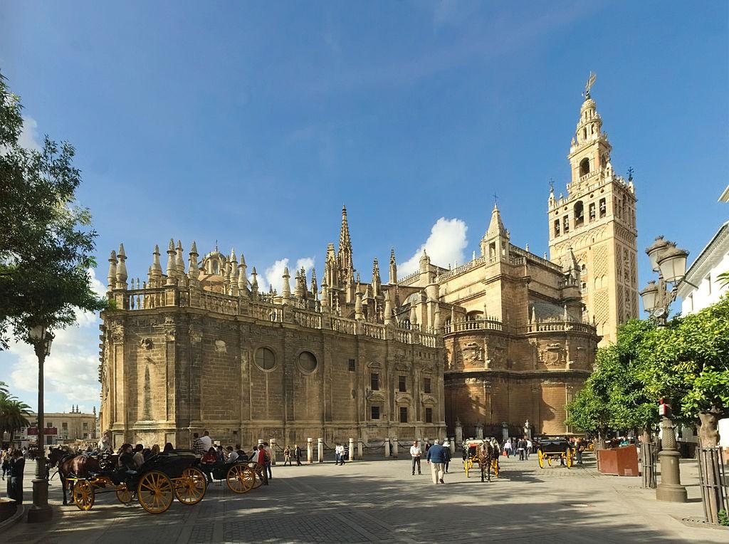 Catedral de Sevilla - Santa Maria de la Sede