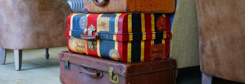 Maletas, equipaje