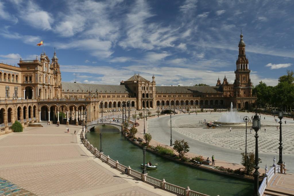 Plaza España - Sevilla