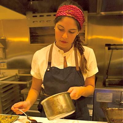 Adriana Urbina - Cocina