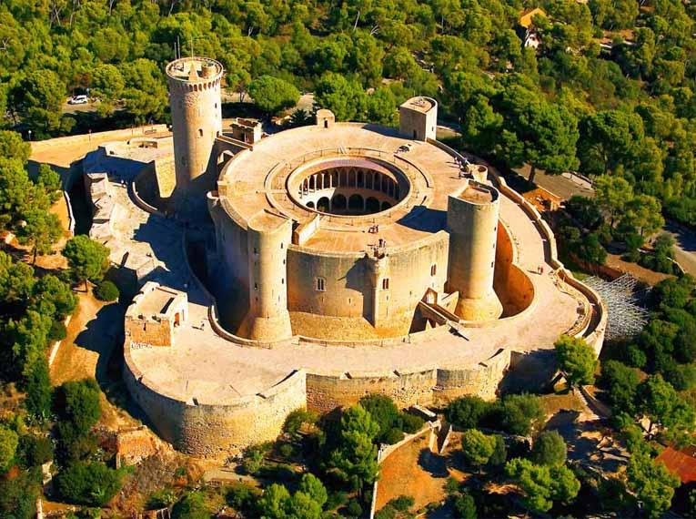 Castillo Bellver - Mallorca