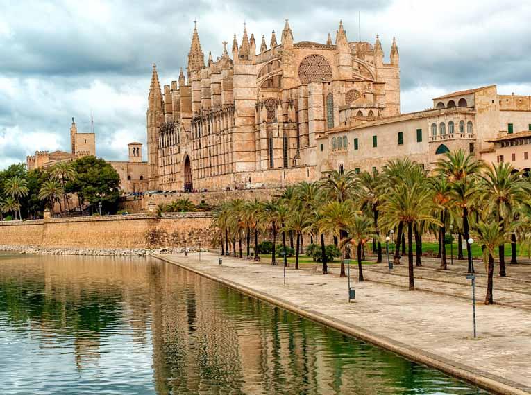 Catedral de Santa María de Palma de Mallorca - Mallorca