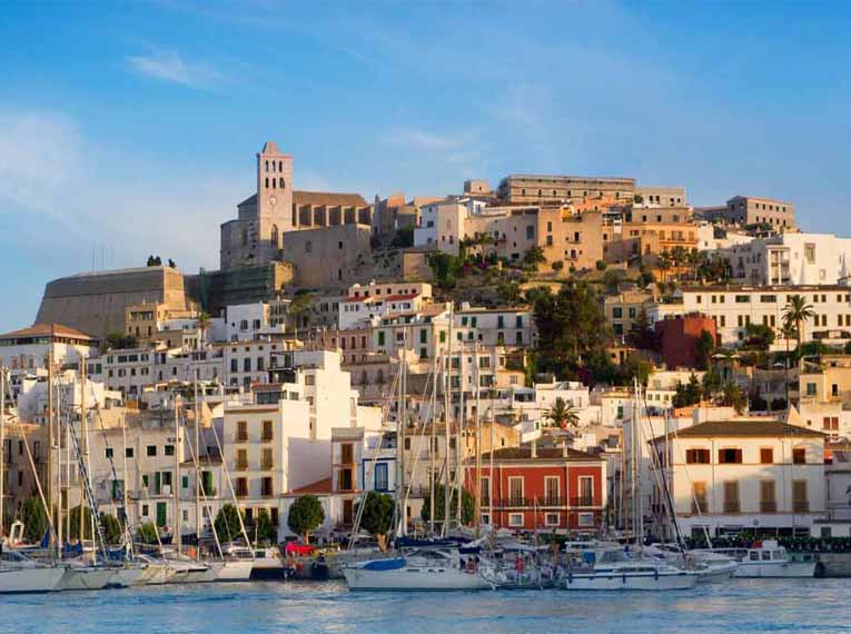 Dalt Vila (Ciudad Alta) - Ibiza