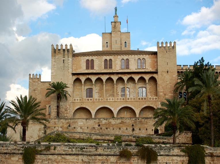 Palau Reial de L´Almudaina - Mallorca