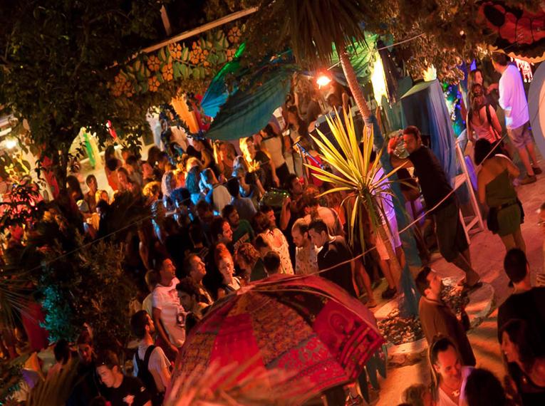 El Mercadillo de las Dalias - Ibiza