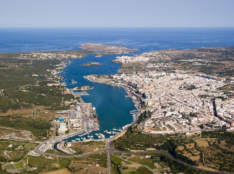 Puerto de Mahón (Port Maó) - Menorca